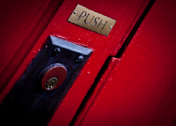 'Push' by Kel Kyle